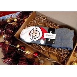 Kalėdinės vyriškos kojinės